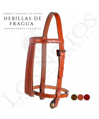 Cabezal Vaquero Los Nietos | Hebilla Inoxidable