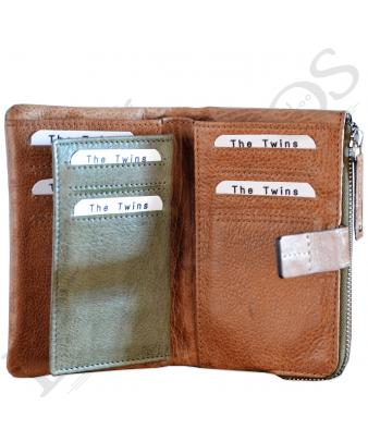 Billetera señora SLL30118LL| Kaki