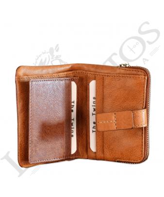 Billetera señora juvenil SLL31118LL| Coñac