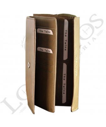 Billetera señora gr. CRM013401| Kaki