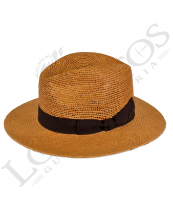 Sombrero Panamá Los Nietos Crochet Mod 02