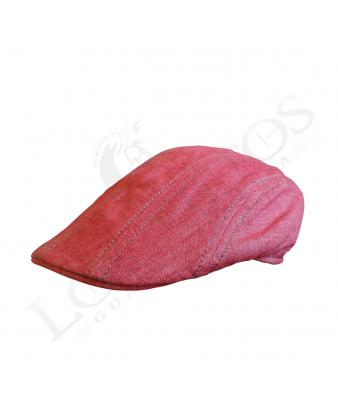 Gorra de verano | Lino rosa