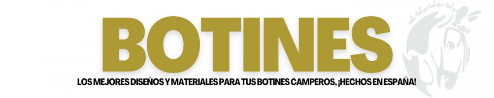 Botines de cuero fabricados en España, al mejor precio de internet